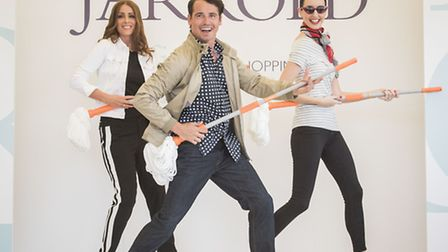 Scenes from the 2105 Royal Norfolk Show - The Jarrolds summer 2015 Fashion Show. Picture: Matthew Us