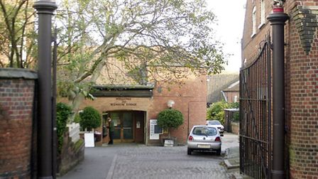 Wensum Lodge, where the Adult Education Service is based.