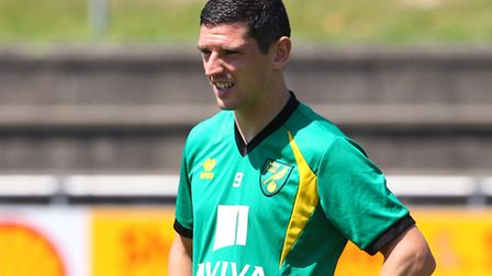 Graham Dorrans is ready for the midfield scrap at Norwich City. Picture by Paul Chesterton/Focus Ima