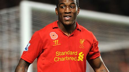 Liverpool right-back Andre Wisdom is on the verge of a loan move to Norwich City. Photo: Andrew Matt