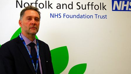 Andrew Hopkins has resigned as finance director of Norfolk and Suffolk NHS Foundation Trust.