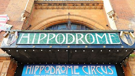 The Yarmouth Hippodrome Circus building in Great Yarmouth.Picture: James Bass