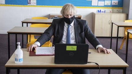 Prime Minister Boris Johnson has laid out his plans to ease lockdown, including when schools will reopen, but no date has been given for offices to reopen.