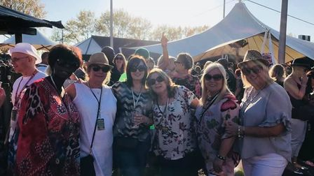 Many groups visit the Weekender twice a year, year after year