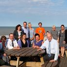 North Norfolk new business awards 2015. Businesses who have been helped by the Enterprise North Norf