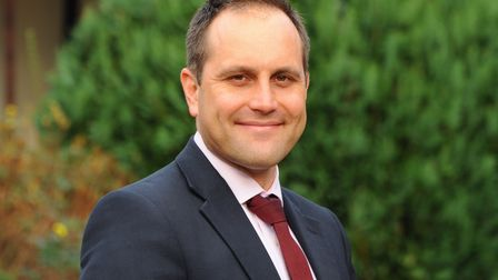 Gareth Stevens has been appointed the Inspiration Trust new chief executive.