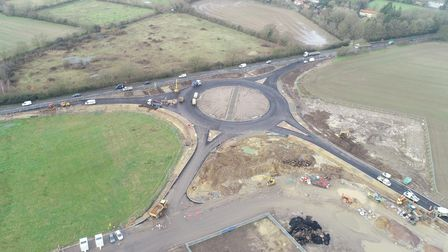 A temporary road closure will be in place on the A140, near Eye, from8pmon Friday February26 until5amon MondayMarch 1.
