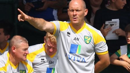 Norwich manager Alex Neil insists the club is working overtime on transfer deals. Picture by Paul Ch