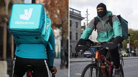 Food delivery giants Deliveroo has announced that it is moving into Ely.
