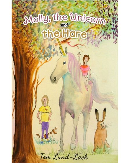 Molly, the Unicorn and the Hare is available to pre-order on Amazon now