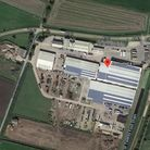 Alan Bartlett & Sons site in Chatteris which closes in June, with the loss of 230 jobs