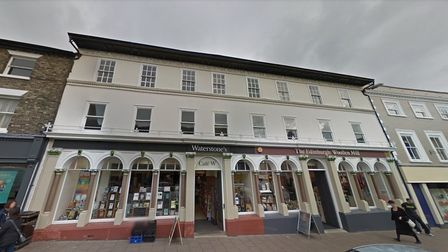 Plans have been submitted to reinstate a hotel at 36 Buttermarket in Bury St Edmunds.