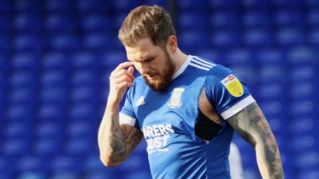 James Norwood is vital to Ipswich Town's promotion bid