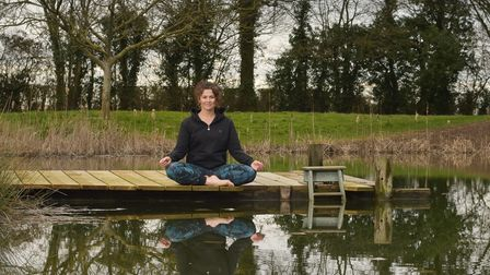 Yoga teacher Jo King wants the activity to be introduced in schools