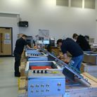 Norfolk safety control specialists Proeon Systems manufacturing facility
