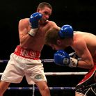 Liam Walsh, left, in action against Joe Murray last time out.Picture: Nick Potts/PA