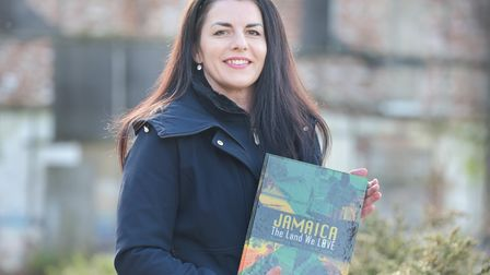 Ipswich resident Katerina Budinova has spent seven years putting together a book on Jamaica, which has been well-received...
