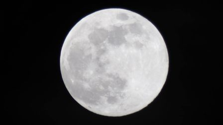 The first Supermoon of the year will take place in mid March