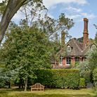 Greyfriars in Dunwich is on the market with Strutt & Parker.