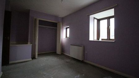 """The house on Ireland Road has three """"good sized"""" bedrooms."""