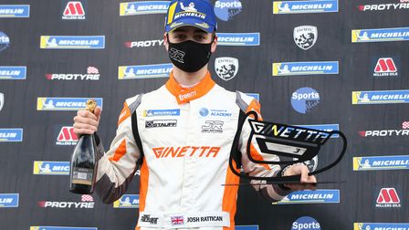 SuperCup newcomer Josh Rattican, who turned 17 last week, finished runner-up to Elite's Tom Lebbon in Ginetta Juniors last...