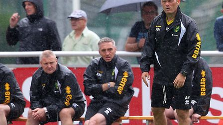Norwich manager Alex Neil has Robbie Brady in his sights. Picture by Paul Chesterton/Focus Images L
