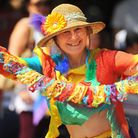 The annual Norwich Pride parade through the city centre. Picture: Denise Bradley