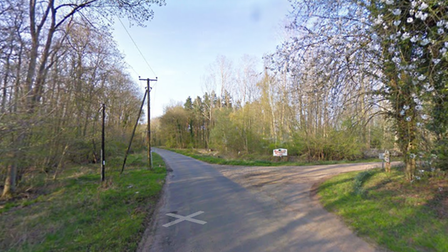 A man was attacked after being pulled from his car in Didlington, near Mundford
