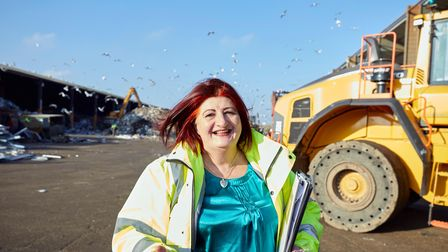 Ipswich businesswomen Jules Shorrock is one of 15 women chosen for NatWest and Getty Images' Female Focus campaign