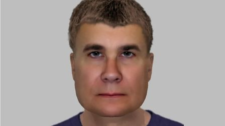 E-fit of one of three suspects to burgled 90-year-old woman's home in Bethnal Green