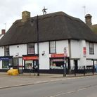 The Grade II-listed property on Market Street in Whittlesey includes two fully occupied flats and two commercial units.