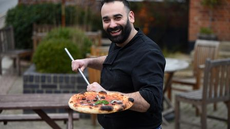 Antonio comes from a long line of Neapolitan chefs and food producers
