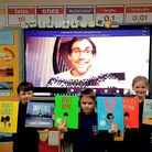 TheWeatherallsPrimary School in Soham received a virtual visit from author Tom Percival while pupils learned about...