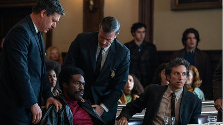 The Trial of the Chicago 7. Yahya Abdul-Mateen II as Bobby Seale in The Trial of the Chicago 7. Cr.