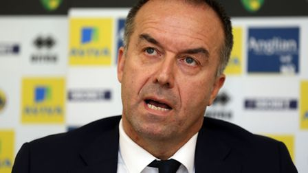 Norwich City chief executive David McNally will be joined on the club's executive football board by