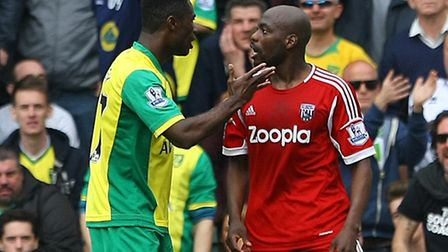 Norwich City's summer signing Youssuf Mulumbu will be part of the Canaries' squad heading to the Ger