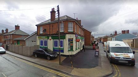 Londis store in Sizewell Road, Leiston