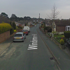 The burglary happened at a home in Windermere Road, Sudbury