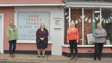 The team at Park Street Stores and Stoke -by-Nayland Post Office in have been going above and beyond for their community...
