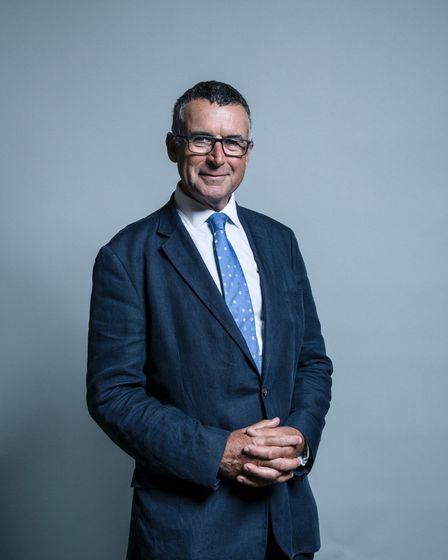 Bernard Jenkin (Conservative MP for Harwich and North Essex) Picture: House of Commons
