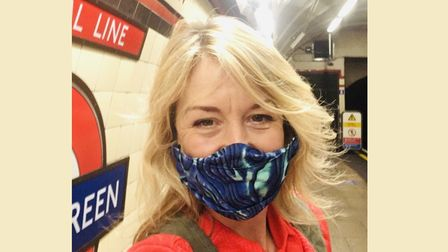 """Author Kate Thompson """"going underground"""" to save Bethnal Green public library"""