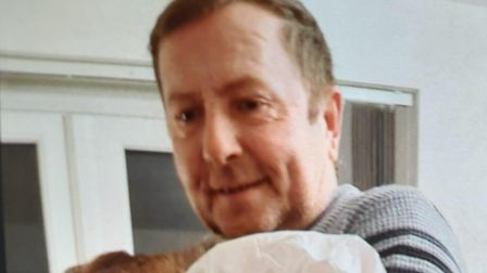 Jason Bradley, from Stanway in Colchester, has been reported missing