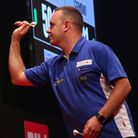 Soham darts ace Brett Claydon speaks ahead of his television debut at the UK Open.