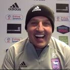 Paul Cook is the new manager of Ipswich Town