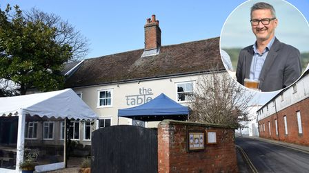 Well established resturant The Table in Woodbridge is closing Picture: CHARLOTTE BOND