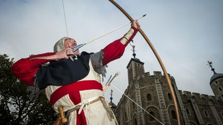 On target... aiming for Tower Hamlets 'royal' status