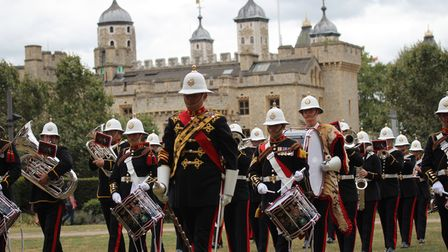 Drumming up support...for Tower Hamlets bid for 'royal' status