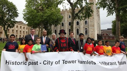 2011... last time Tower Hamlets applied for 'City' status