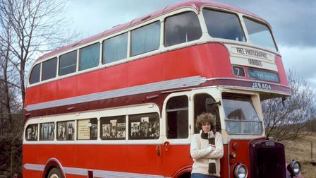 Daniel Meadows and his Free Photographic Omnibus