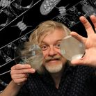 Marty Jopson from The One Show is taking part in West Suffolk College's science showcase, which runs from Monday to Friday